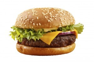 Content marketing, on the other hand, is the meat in your burger.